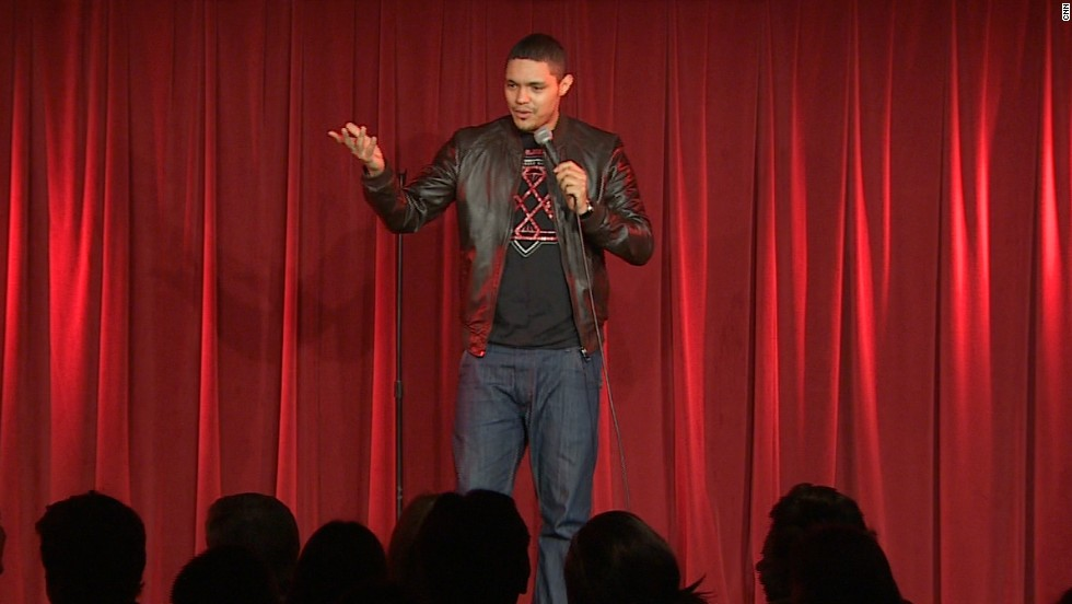Trevor Noah: Comic breaking barriers