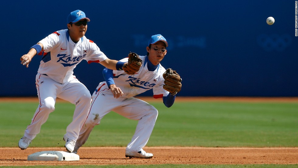 Baseball was last played as an Olympic sport in the 2008 Summer Games in Beijing.