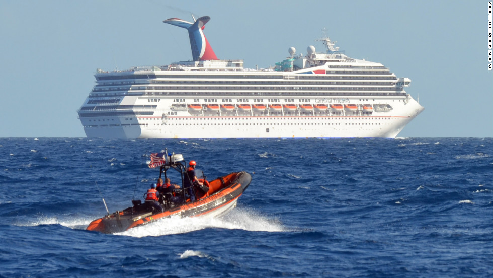 "A federal judge ruled Carnival Cruise Lines liable and responsible for the engine fire that left the <a href=""http://www.cnn.com/2013/12/17/travel/carnival-cruise-triumph-problems/index.html"">ill-fated Triumph cruise</a> adrift in the Gulf of Mexico in February 2013. More than 4,200 passengers endured power outages, overflowing toilets and food shortages."
