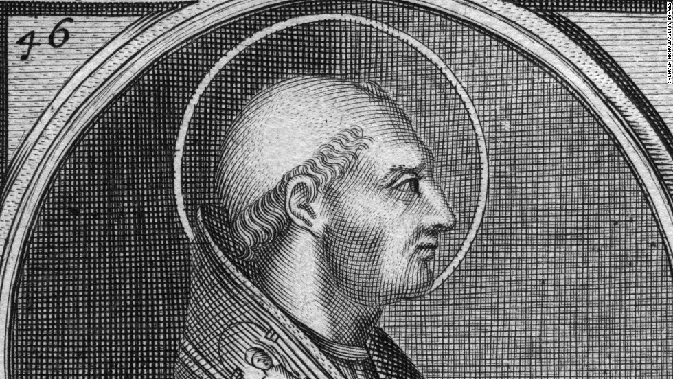 No. 9: Leo I, both a pope and saint, reigned from 440 to 461, for a total of 21 years, 1 month and 13 days.