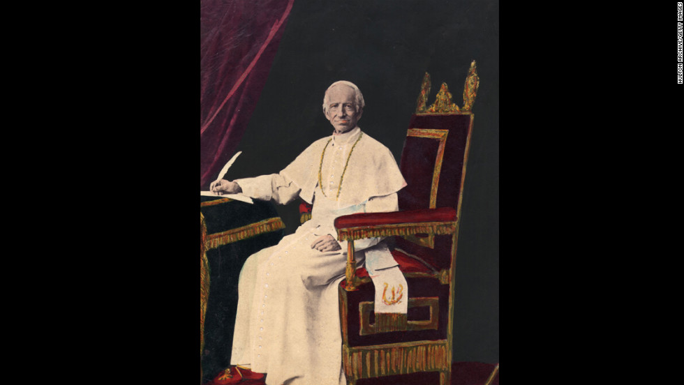 No. 3: Pope Leo XIII reigned from 1878 to 1903, totaling 25 years, 5 months and 1 day.