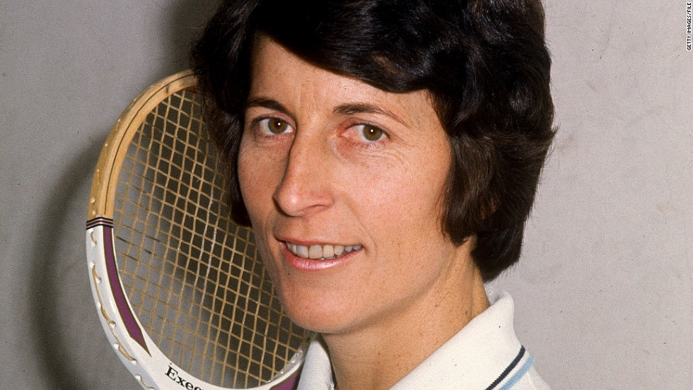 Australian squash player Heather McKay suffered only two defeats in her career before going undefeated from 1962-1981, but there are no exact records of her match statistics.