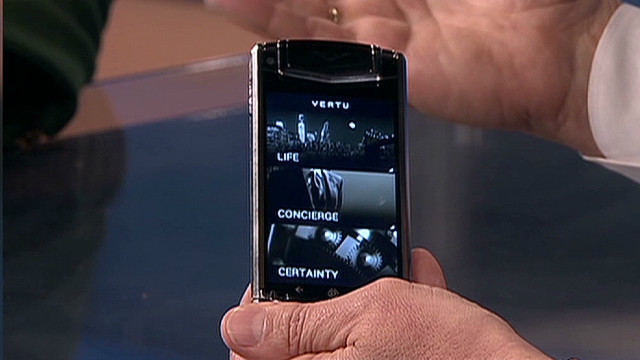 Would you want a $10,000 smartphone?