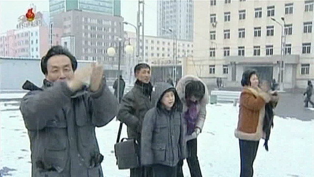 State TV reacts to North Korea nuke test