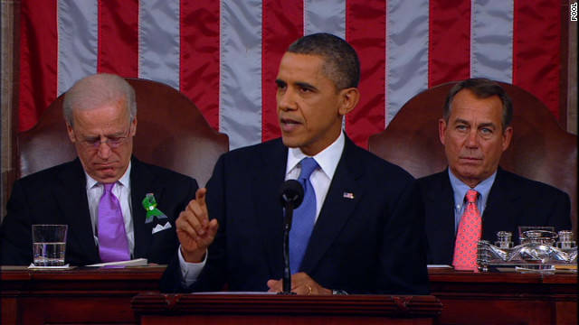 State of the Union address (Part 1)