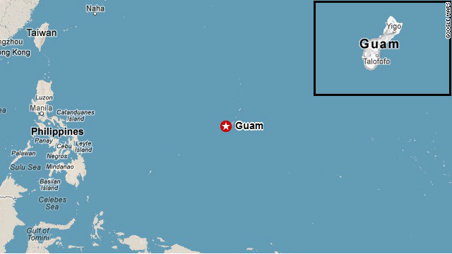 Knife-wielding attacker kills at least 2, wounds 11 on Guam - CNN.com