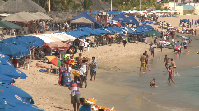 Acapulco looking to attract tourists