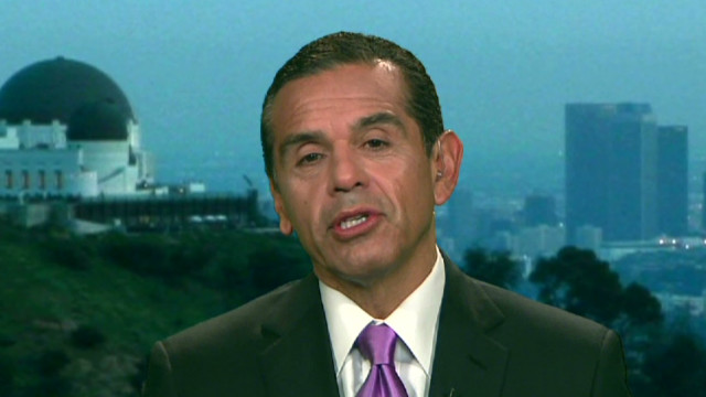 LA Mayor: 'Relief' after Dorner standoff