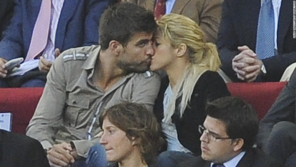 Soccer star Gerard Pique brings his athleticism, while singer Shakira brings global pop stardom to this high-profile relationship.