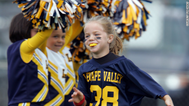 Catholic football league bans girls