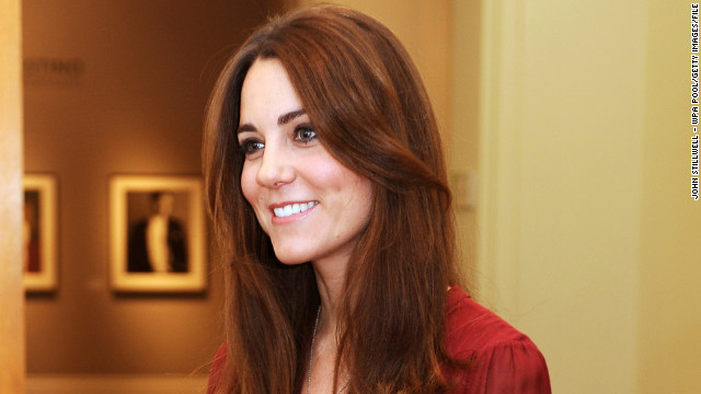 "Author calls Kate Middleton ""plastic"""