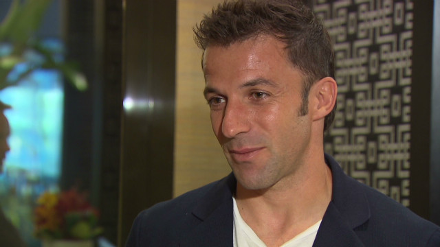 Del Piero adjusting to life down under