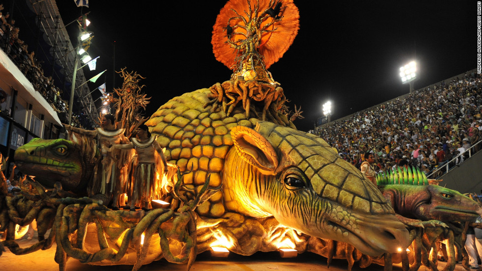 Carnival is organized mainly by samba schools and residents from Rio's favelas. Though carnivals have been celebrated for centuries, samba schools have taken part in Rio Carnival from only the 1920s.