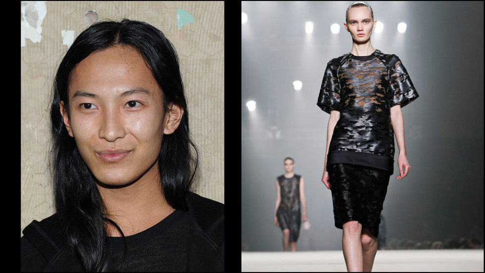 Alexander Wang, 29, is one of New York's most beloved young sportswear designers. For industry insiders, Wang can do no wrong with downtown slouchy, edgy looks in his signature black palette. In 2008, Wang won the CFDA/Vogue Fashion Fund, receiving a year of business mentoring and $200,000.