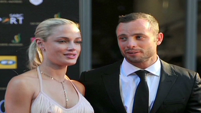 Oscar Pistorius charged with murder