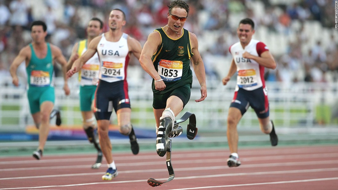 Oscar Pistorius Blade Runners Exes Online War Words Tell Sides Superstar as well Why The Olympics And Paralympics Are Separate Events 2016 8 furthermore Colin Kaepernick in addition Lais Souza Brazil Aerials Skier Gymnast Olympics Crash as well Triathlon Serbian Junior Elite. on oscar pistorius race