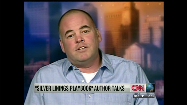 """Silver Linings Playbook"" author speaks"