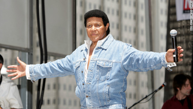 Chubby Checker performs a free concert  July 9, 2010 in Philadelphia, Pennsylvania.