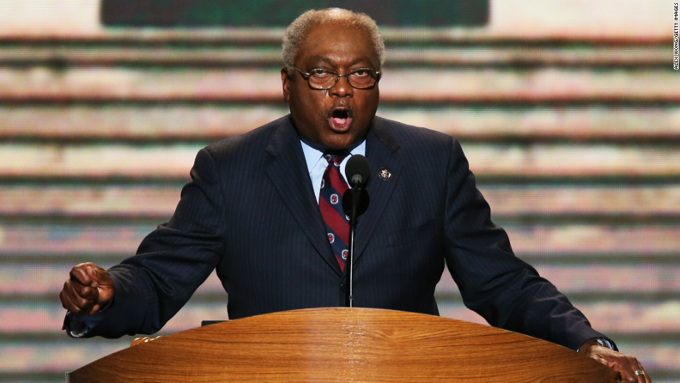 South Carolina Rep. James Clyburn