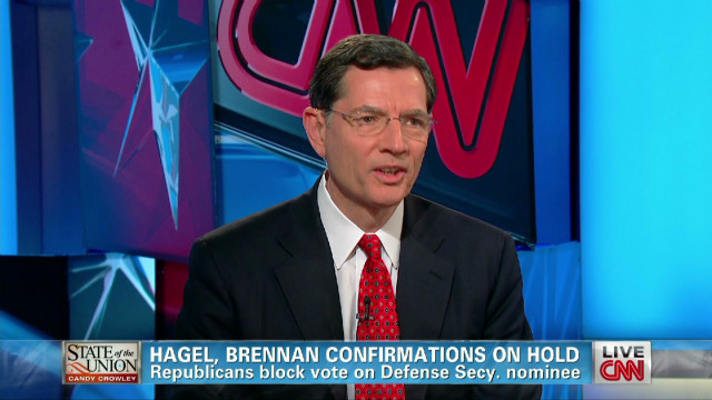 Barrasso: Sequester cuts will go through
