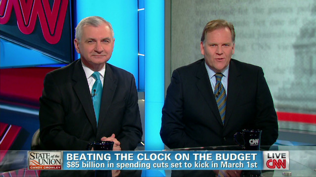 Lawmakers weigh in on sequestration