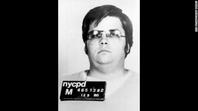 Letters from Lennon's killer revealed