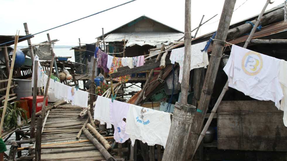 With many fishermen struggling to make ends meet, their families in modest communities such as Masinloc suffer.