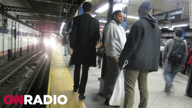Preventing death on NYC's subway tracks
