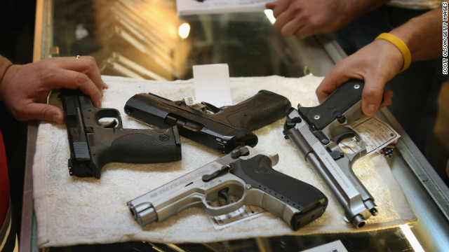 Georgia town mandates gun ownership
