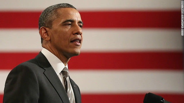 Obama, GOP clash on forced spending cuts