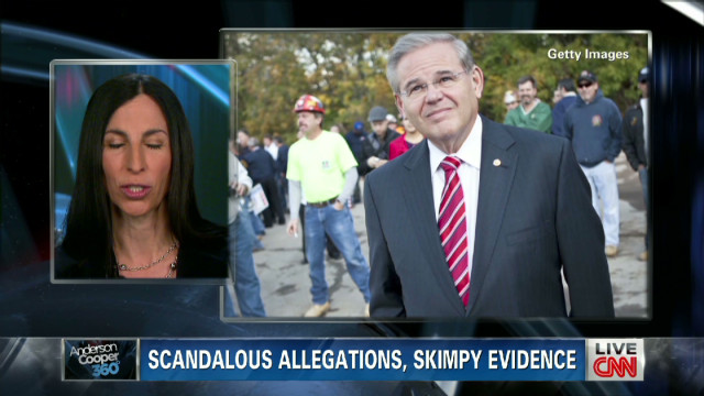 Scandalous allegations, skimpy evidence