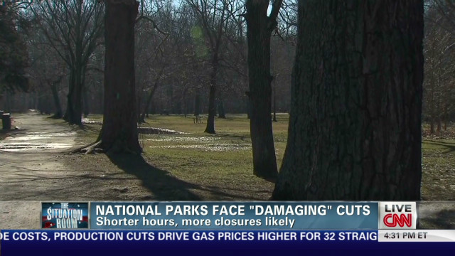 "National parks face ""damaging"" cuts"