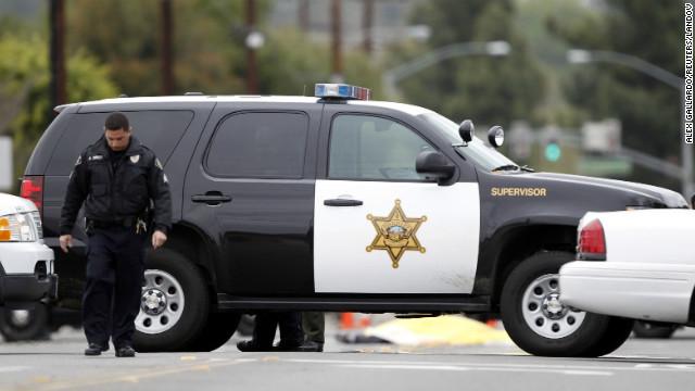 Man kills three in shooting spree