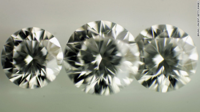 How thieves got $50M in diamonds