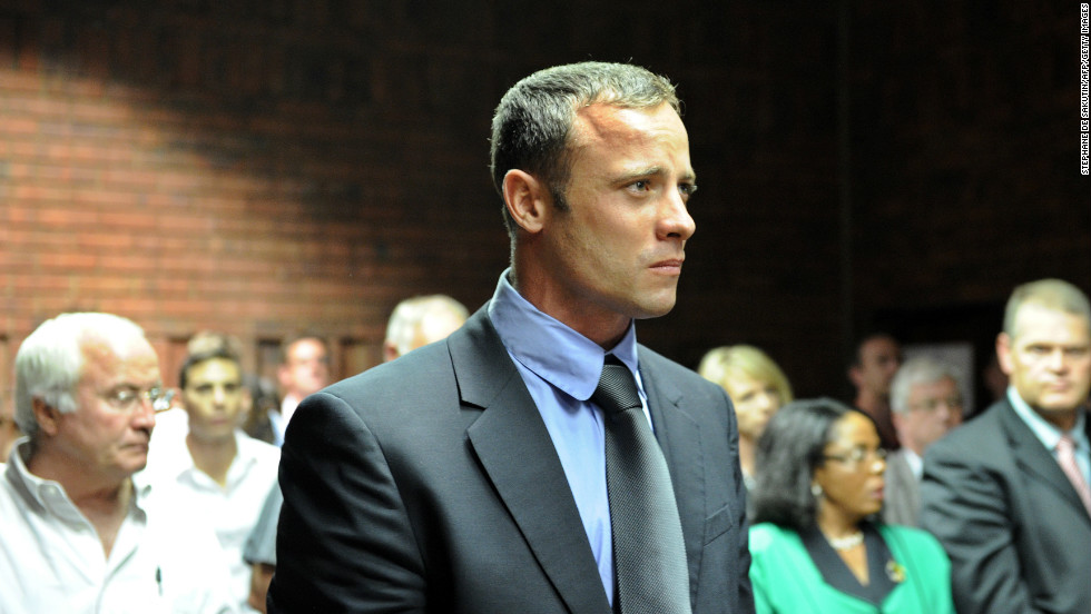 "<a href=""http://www.cnn.com/2013/02/19/world/africa/south-africa-pistorius-case/index.html"">Oscar ""Bladerunner"" Pistorius</a> has been charged with the murder of his girlfriend, Reeva Steenkamp, who was found shot dead in his home on February 13. Pistorius was the first disabled person to compete in the able-bodied Olympics and ran for the South African team. Here's a look at other pro athletes who have been charged with murder. Some have been able to create new lives in the free world. Some are incarcerated."