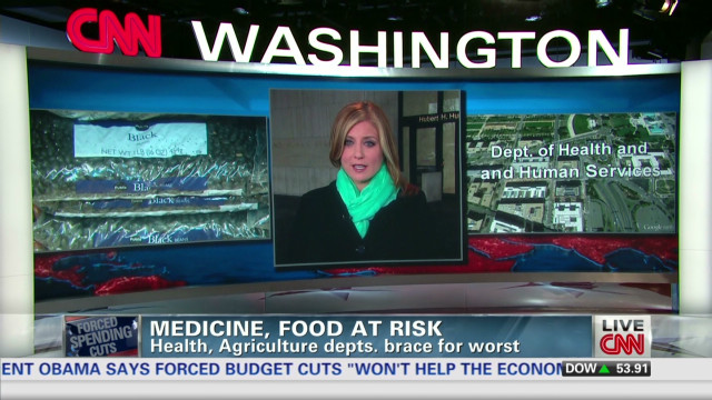 Medicine, food at risk
