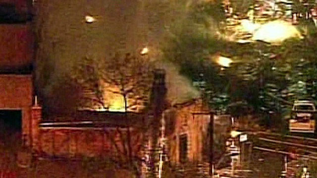 Witness: Kansas City fire was 'huge'