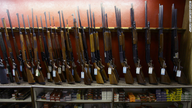 Georgia town wants to require guns