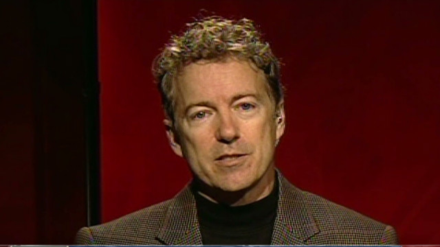 Rand Paul to Obama: Do the right thing