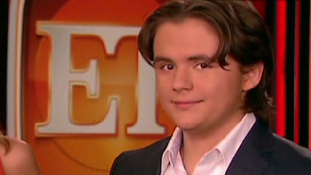 Michael Jackson's son makes TV debut