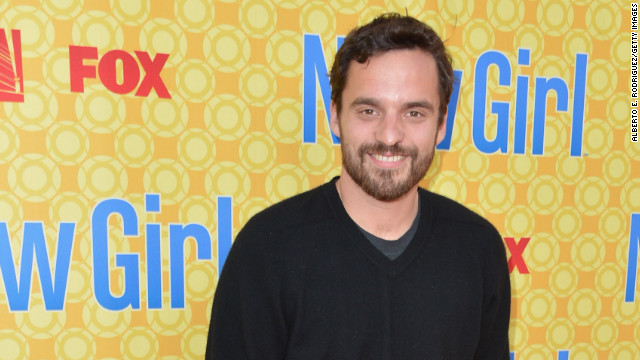 "Actor Jake Johnson plays Nick Miller on Fox's ""New Girl."""