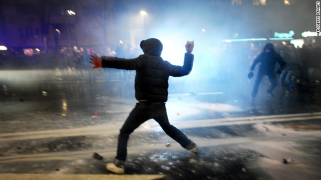People power upends Bulgarian government