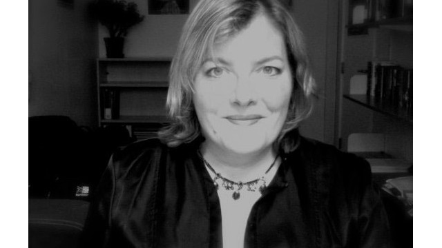 Author Julia Bell