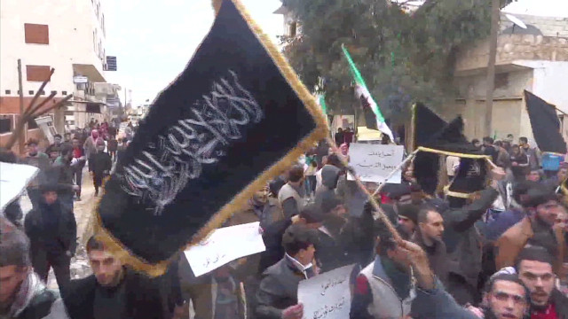 Are Syrian rebels becoming radicalized?