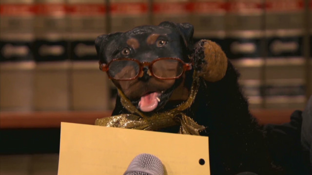 Conan: Insult comic dog suing Carnival