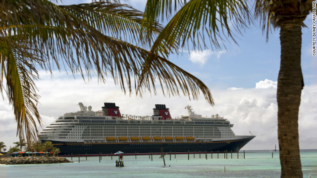 Beyond Mickey Mouse Disney Tops Cruise Ship Rankings