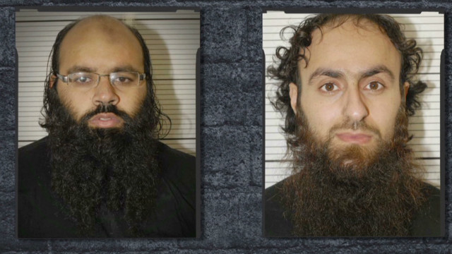 Three convicted of UK terror plot