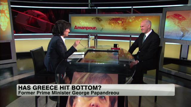 Has Greece hit bottom?
