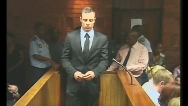 Judge, not jury, decides Pistorius case