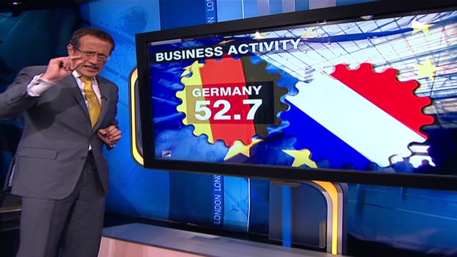 Why are Europe's economies in a slump?